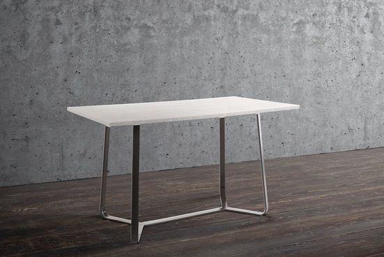 Homexperts Esstisch, Breite 140 oder 160 cm