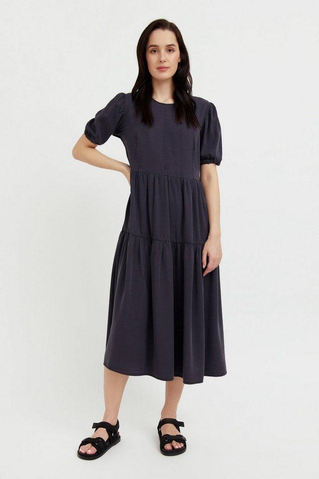 finn flare -  Jeanskleid mit ausgestelltem Schnitt
