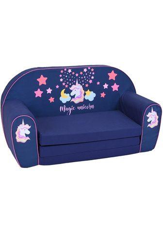 Knorrtoys ® sofa »Magic Unicorn« pagamintas in E...