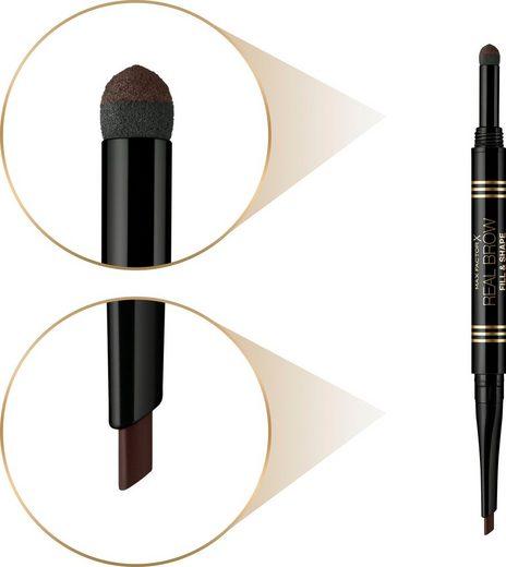 MAX FACTOR Augenbrauen-Stift »Real Brow Fill & Shape Pencil«