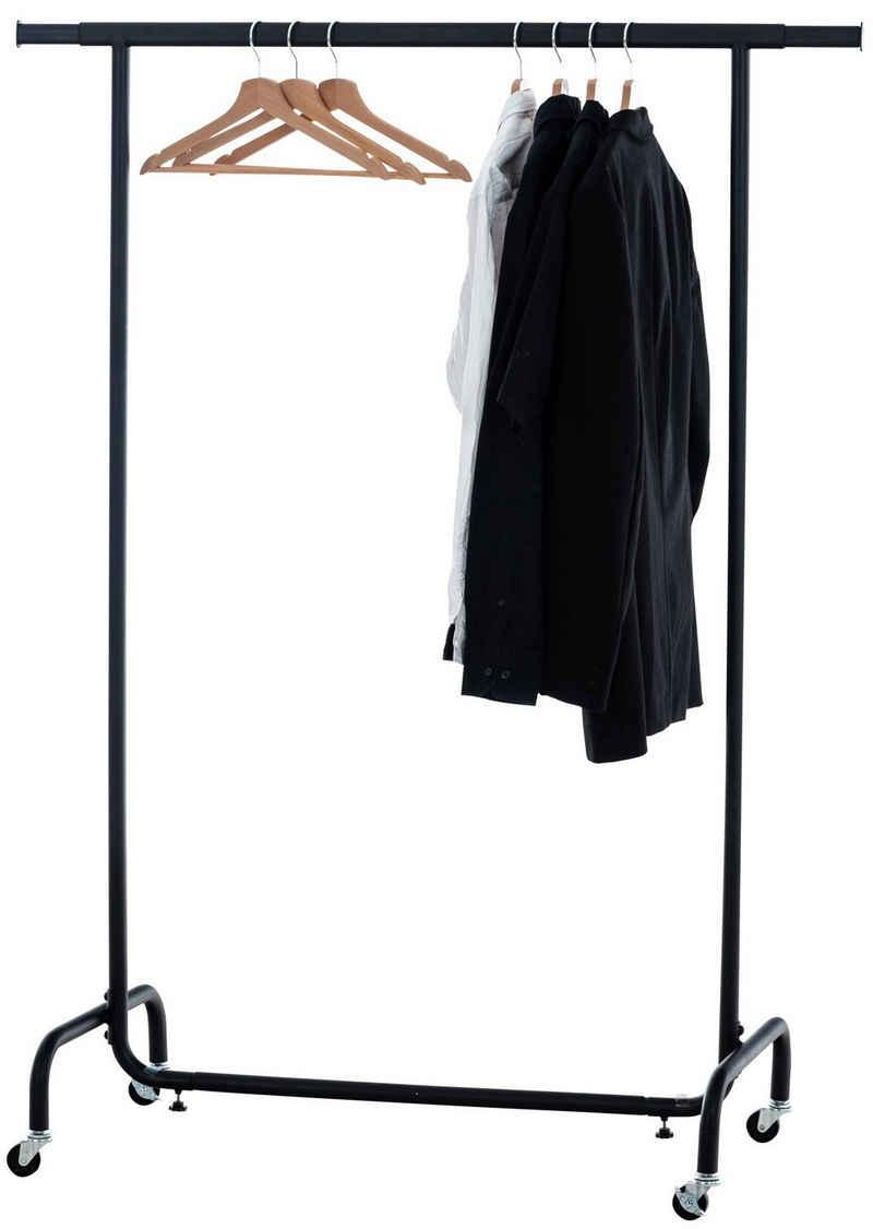 CLP Kleiderstange »Haldia«, auf Rollen