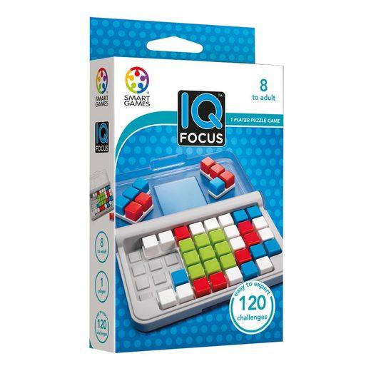 Smart Games Spielesammlung, IQ-Spiel »IQ Focus«