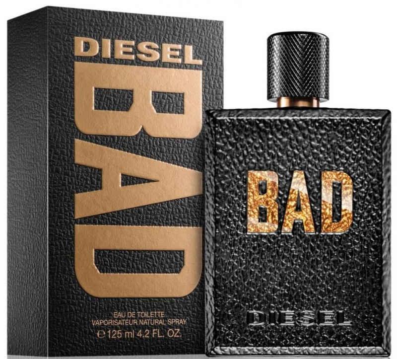 Diesel Eau de Toilette »Diesel Bad Eau de Toilette Spray (125 ml)«