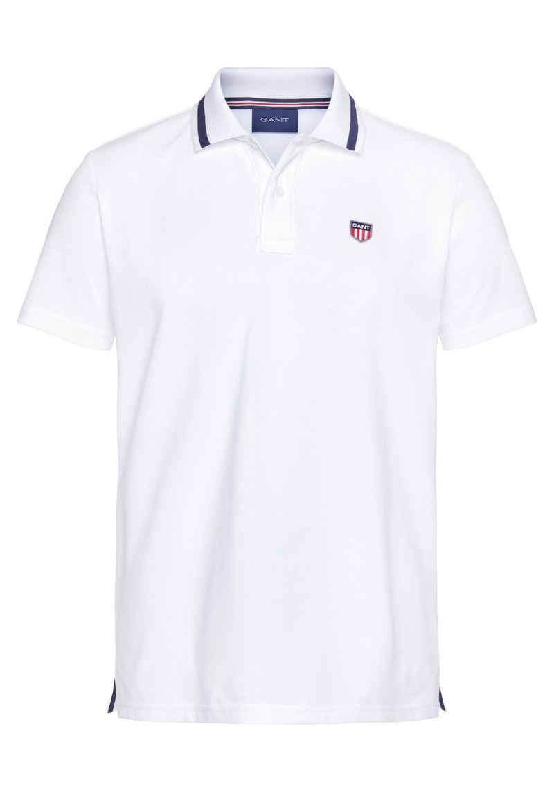 Gant Poloshirt »D1. GANT RETRO SHIELD«