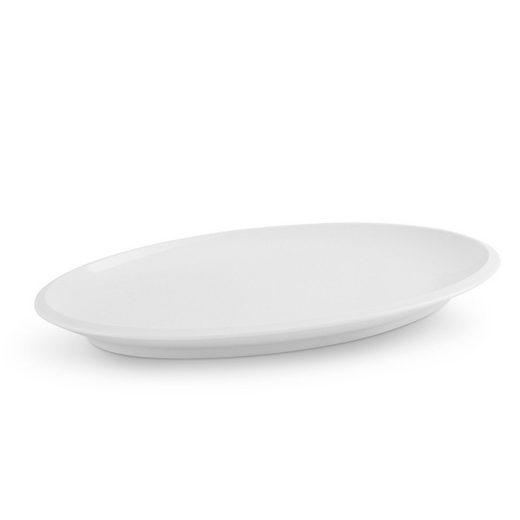 Friesland Porzellan Tortenplatte »Friesland Platte 39,5cm Ecco Weiß«