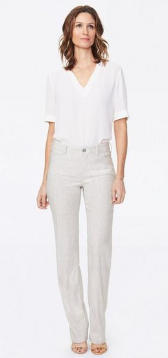NYDJ Trouser »in Stretch Linen«