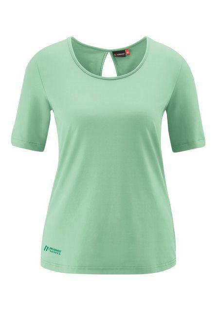 Maier Sports Funktionsshirt »Rhyd W« | Bekleidung > Shirts > Funktionsshirts | maier sports