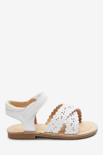 Next »Sandalen mit Bogenkante« Sandale (1-tlg)