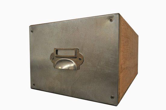 HTI-Line Dekokiste »Box Valja«, Holzbox