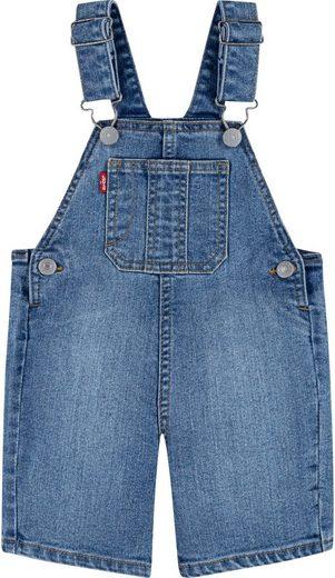 Levi's Kidswear Jeanslatzhose »DENIM SHORTALLS«