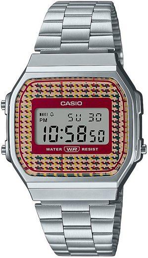CASIO VINTAGE Chronograph »A168WEF-5AEF«