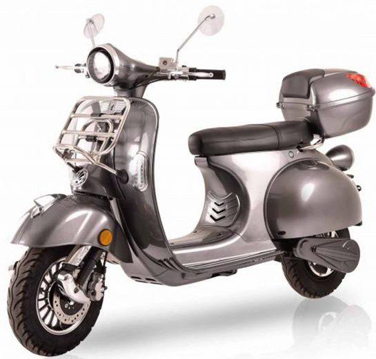 ELEKTROROLLER FUTURA E-Motorroller »Classico Li«, 3000 W, 45 km/h