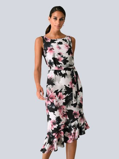 Alba Moda Kleid im exklusiven Alba Moda Druck