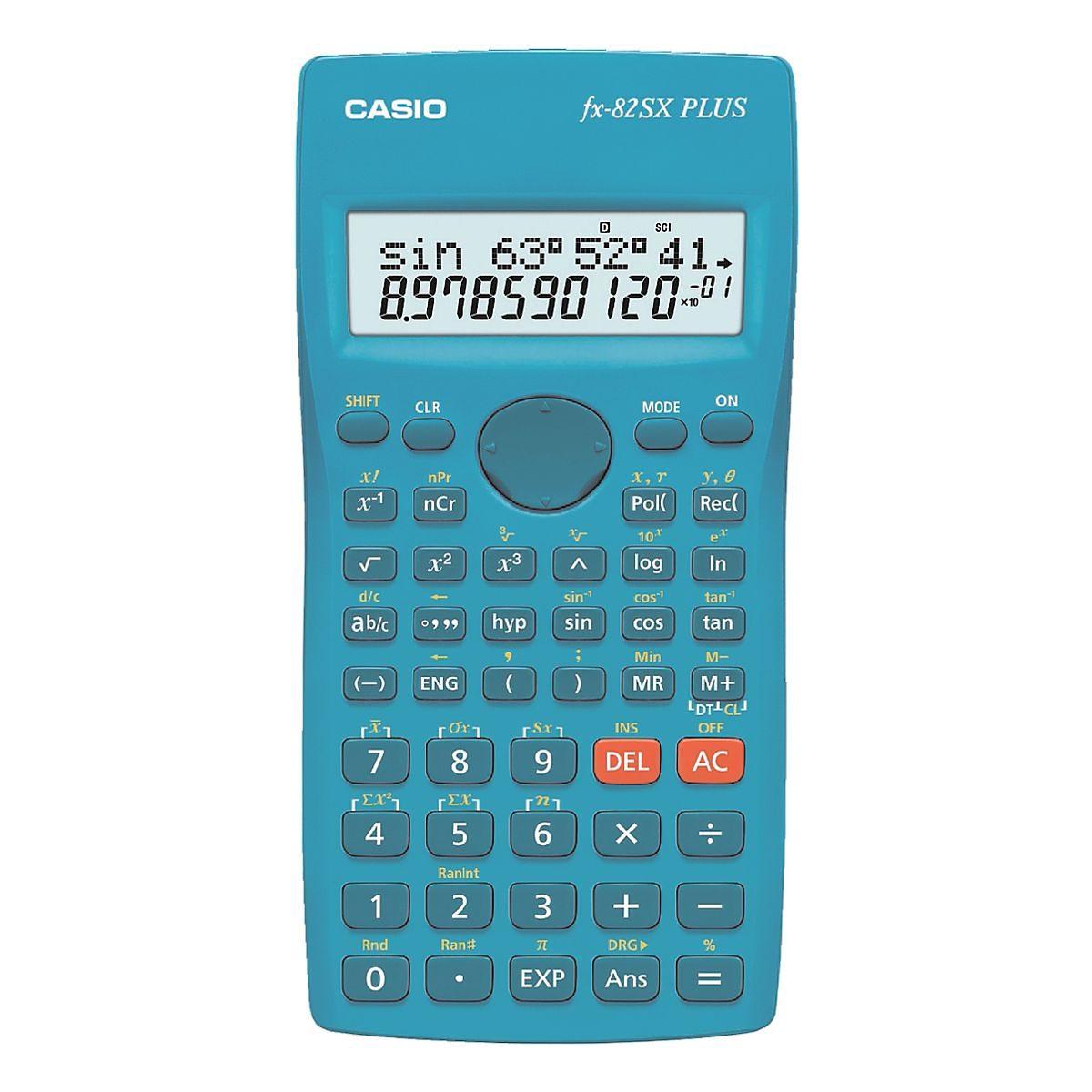 CASIO Schulrechner »FX-82SX Plus«