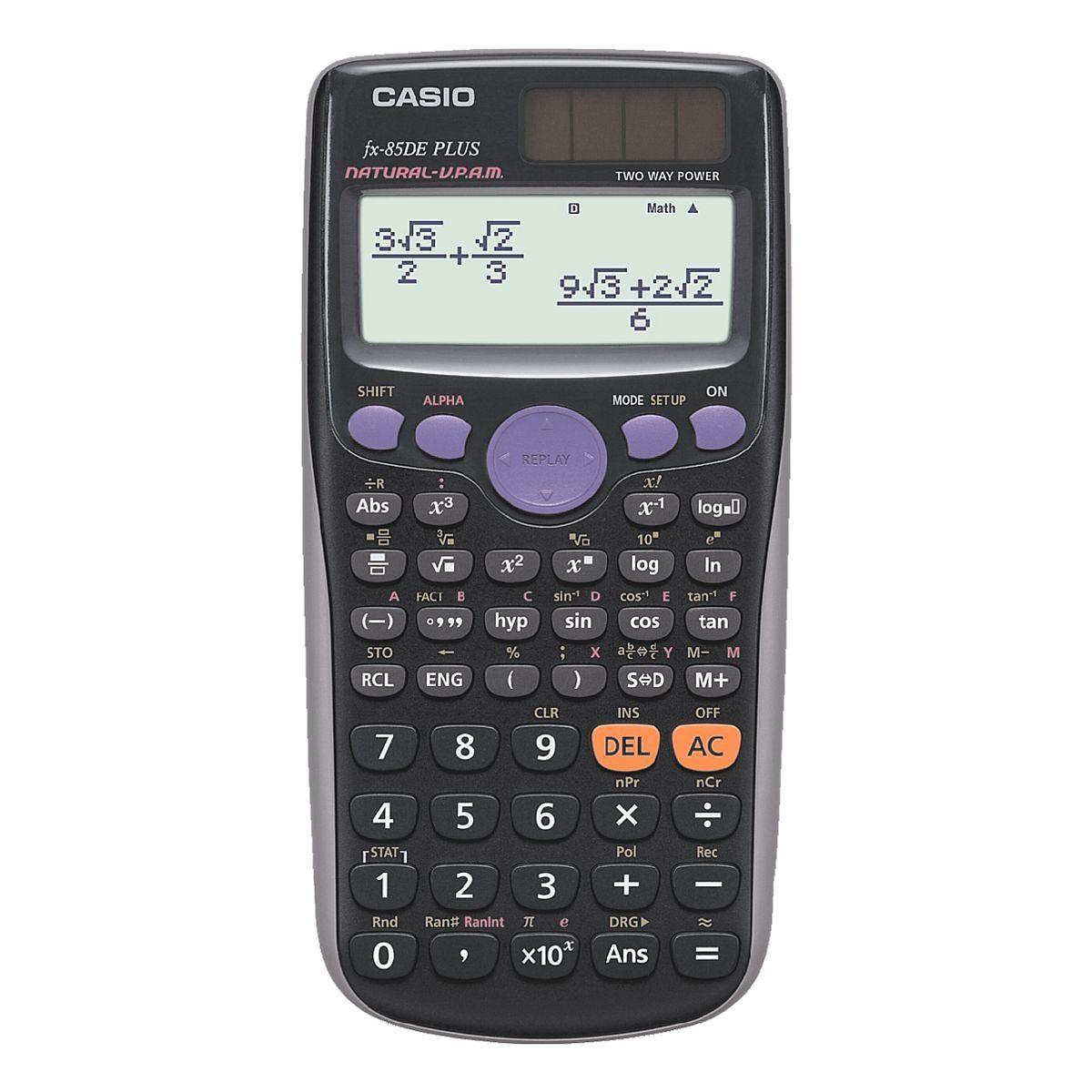 CASIO Schulrechner »FX-85DE plus«