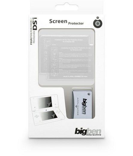 BIGBEN Displayschutz NDSi Dual Screen Protection Kit »(NDS)«