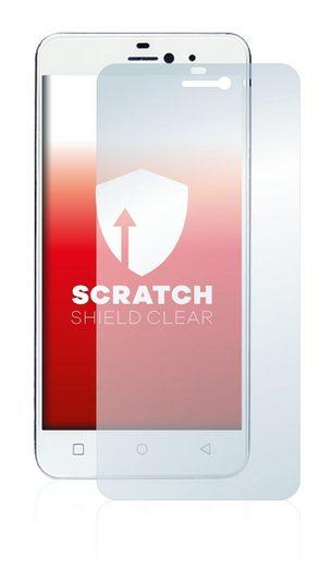 upscreen Schutzfolie »für Mediacom PhonePad Duo X525U«, Folie Schutzfolie klar anti-scratch