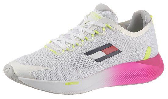 Tommy Hilfiger Sport »TS ELITE RACER WOMEN 1« Keilsneaker mit farbigen Highlights
