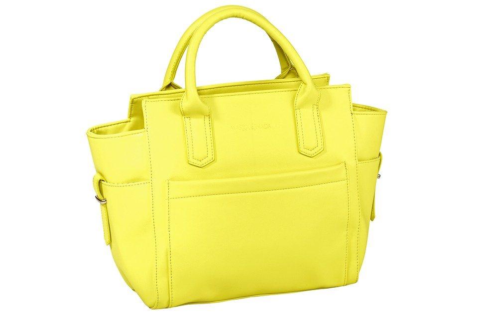 Tasche von MASQUENADA in gelb