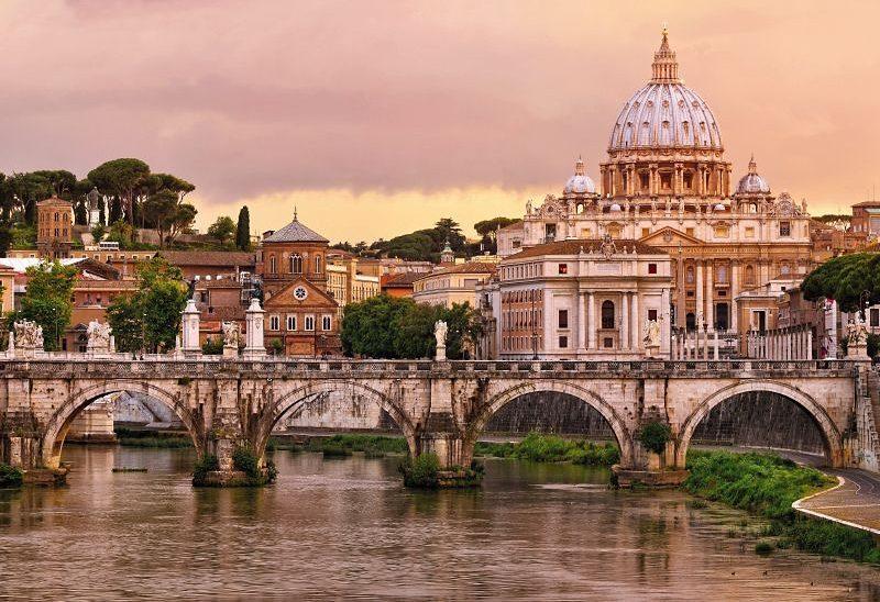 Fototapete, Komar, »Rome« 368/254 cm