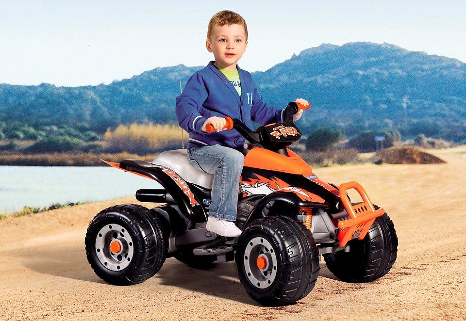 Peg-Pérego Elektrofahrzeug für Kinder »Corral T-Rex – 12 Volt«