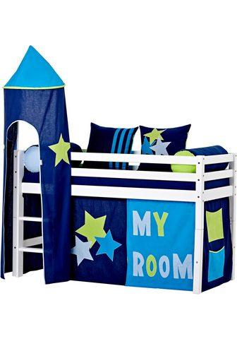HOPPEKIDS Dviaukštė lova »My Room«