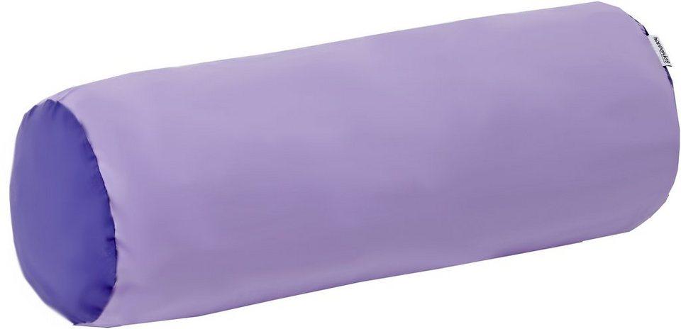 Kissenrollen, Hoppekids, »Purple Flower« (2 Stck.) in lila