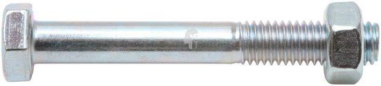 RAMSES Sechskantschraube, (Set, 50 St), M12x40 mm