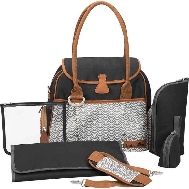 BABYMOOV Wickeltasche »Wickeltache Style Bag, elfenbein«