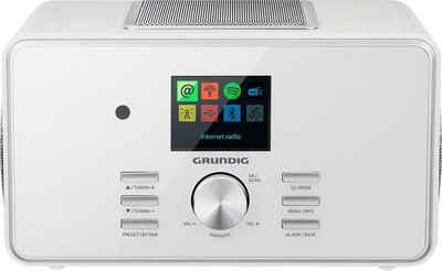 Grundig »DTR 6000 X« Digitalradio (DAB) (Digitalradio (DAB), FM-Tuner mit RDS, 28 W)
