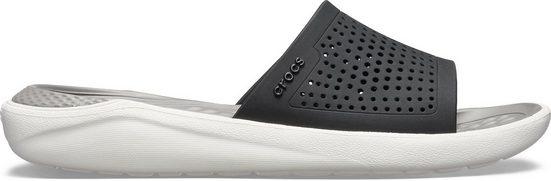 Crocs »Lite Ride Slide« Pantolette ein Leichtgewicht am Fuß