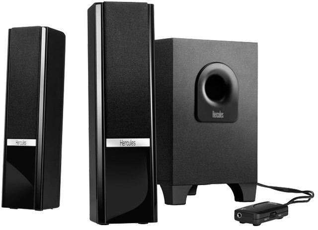 HERCULES Soundsystem XPS 2.1 Gloss EU »PC«