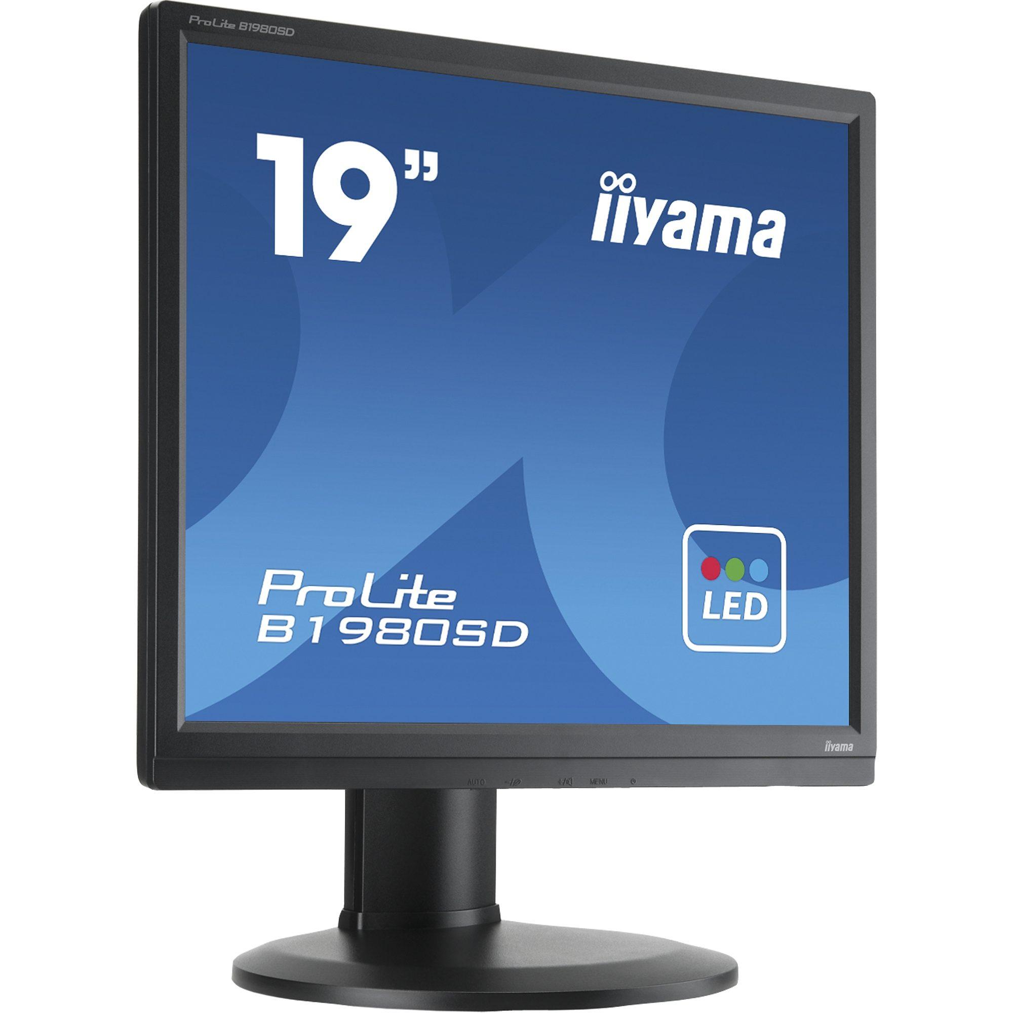 Iiyama LED-Monitor »ProLite B1980SD-B1«