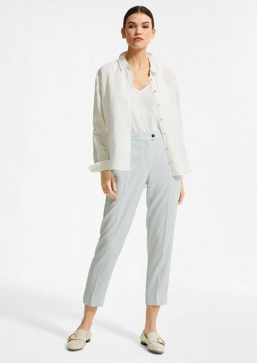 Comma Shorts »Regular Fit: Hose mit Bügelfalten« (1-tlg)