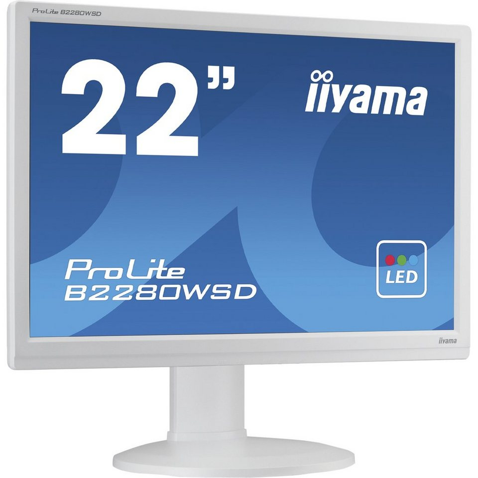 Iiyama LED-Monitor »ProLite B2280WSD-W1«
