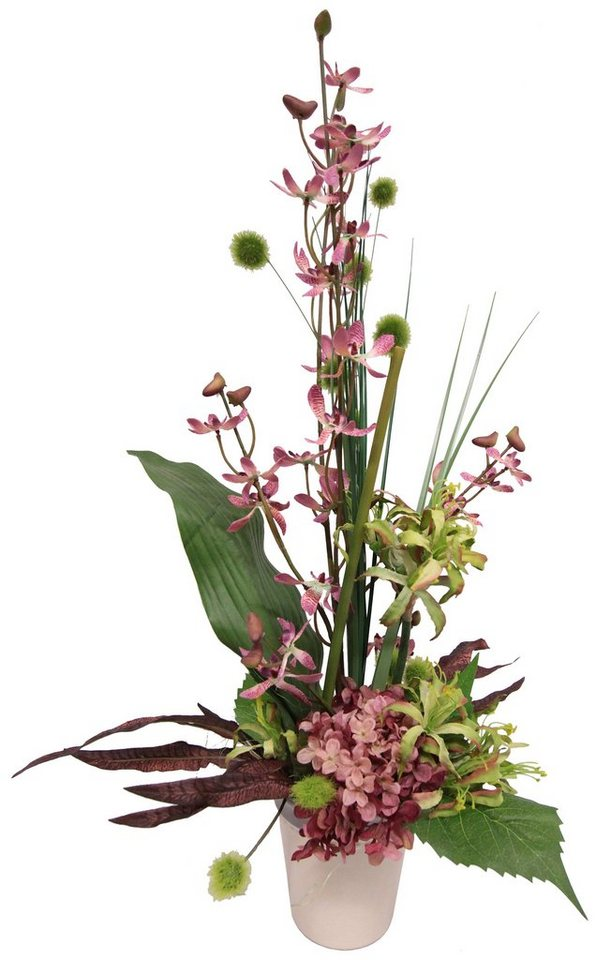 Home affaire Kunstblume »Orchidee/Nerine«