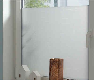 Fensterfolie »Textile 75«, GARDINIA, blickdicht