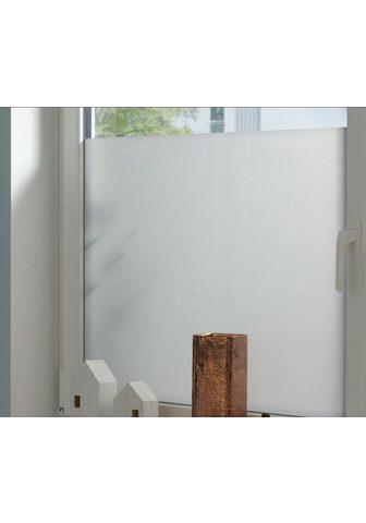 GARDINIA Fensterfolie »Textile 75« blickdicht