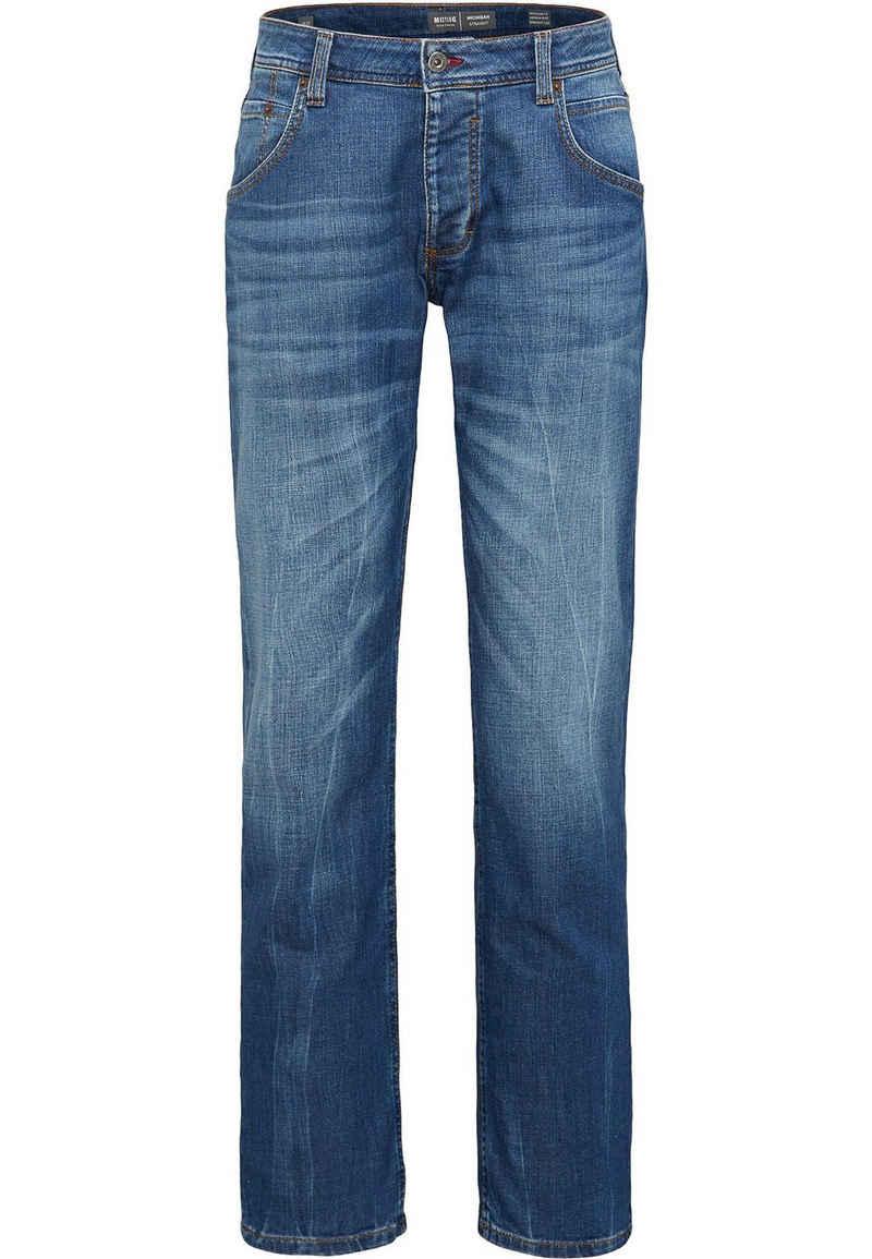 MUSTANG Regular-fit-Jeans »Michigan«
