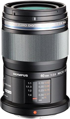 PEN M.ZUIKO DIGITAL ED 60mm 1:2.8 Macro Objektiv