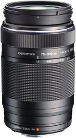 Olympus PEN M.ZUIKO DIGITAL ED 75 300mm 1:4.8 6.7 II Objektiv
