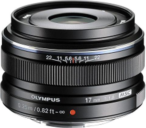 Olympus PEN M.ZUIKO DIGITAL 17mm 1:1.8 Weitwinkel Objektiv