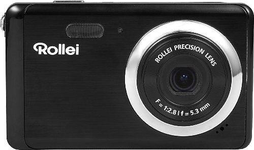 Rollei Compactline 83 Kompakt Kamera, 8 Megapixel, 6,8 cm (2,7 Zoll) Display