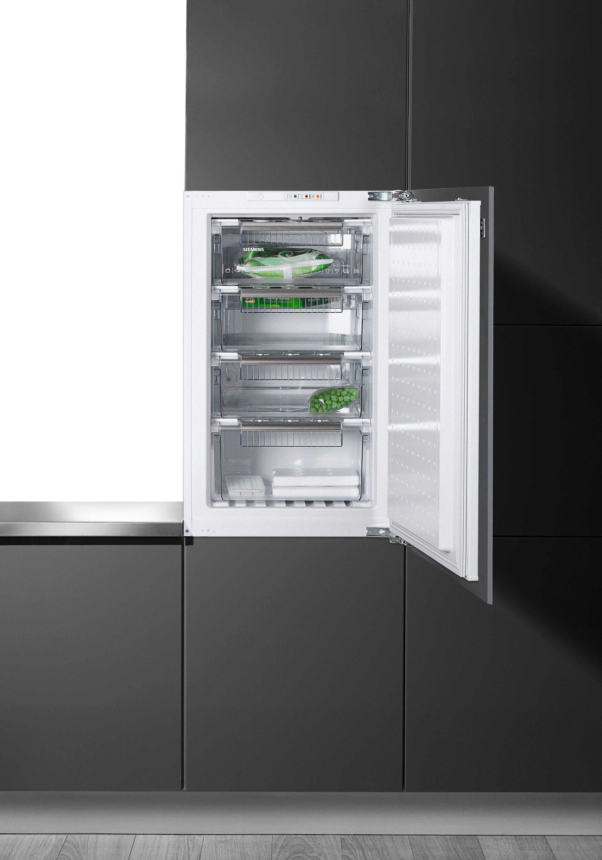 Siemens integrierbarer Einbaugefrierschrank »GI 18 DA 50«, A+, 88,1 cm