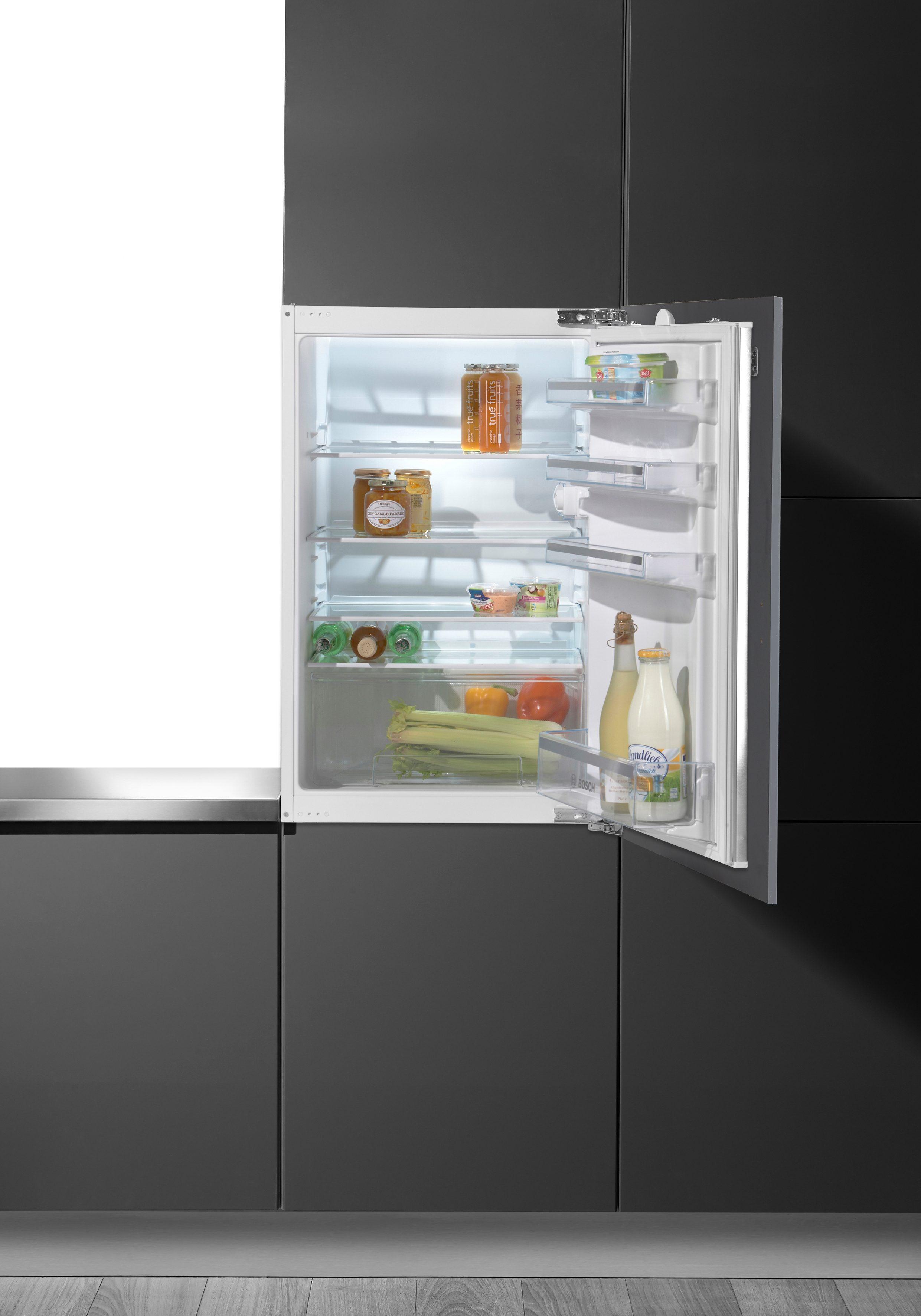 Bosch integrierbarer Einbau-Kühlschrank KIR18V60, A++, 88 cm