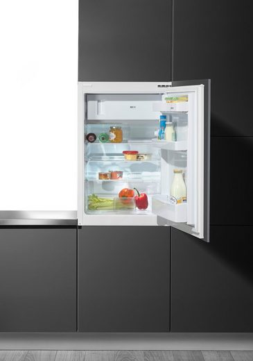BEKO Einbaukühlschrank B 1751, 86 cm hoch, 54,5 cm breit, A+, 88 cm, integrierbar