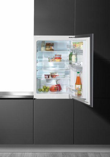 BEKO Einbaukühlschrank B 1801, 86 cm hoch, 54,5 cm breit, A+, 86 cm, integrierbar