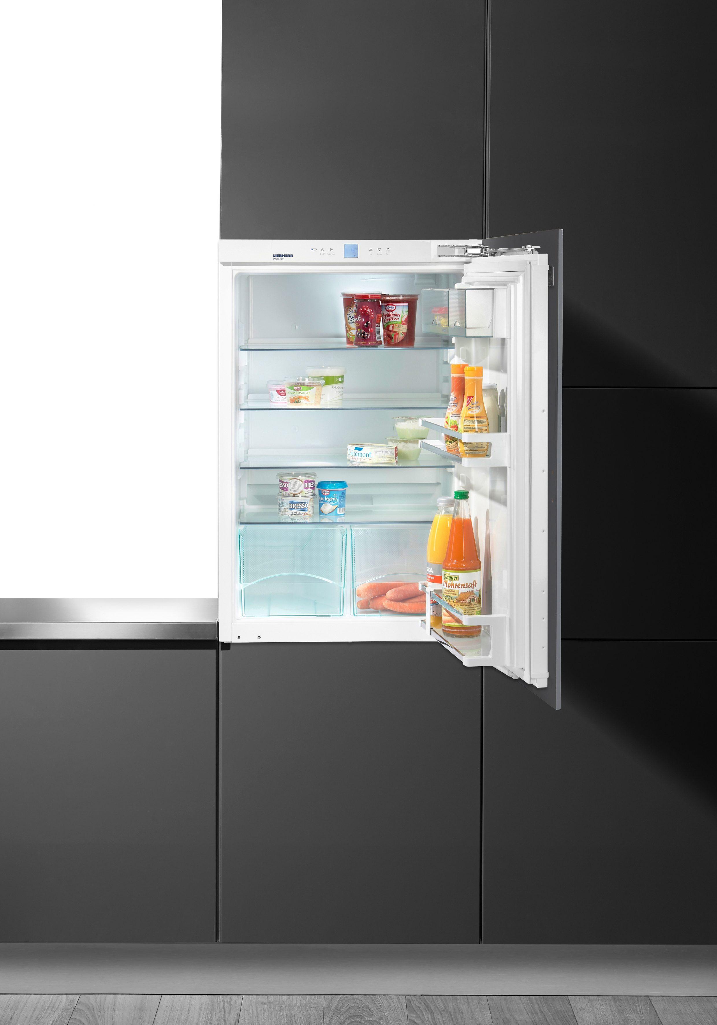 Liebherr integrierbarer Einbau-Kühlschrank IKP 1650, A+++, 88er Nische