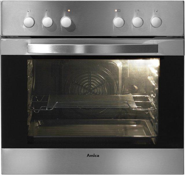 Amica Elektro-Herd-Set EHC 12516 E| mit Restwärmeanzeige | Küche und Esszimmer > Küchenelektrogeräte > Herde und Backöffenen | Amica