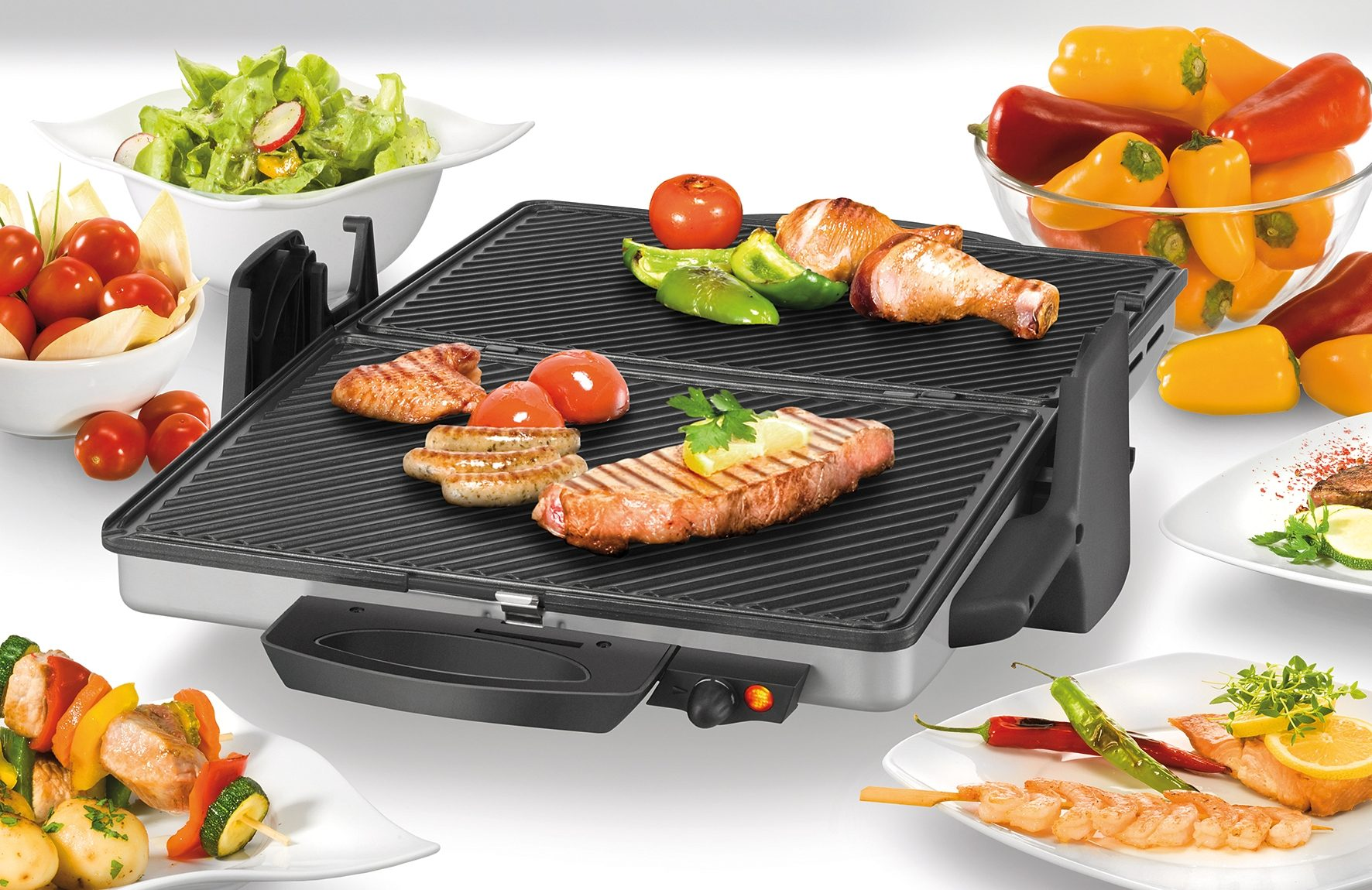 Unold Contact-Grill 8555